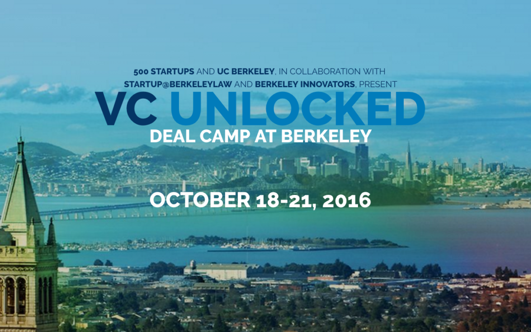 Deal Camp at Berkeley