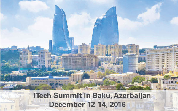 HiTech Summit, Baku
