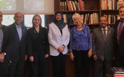 UC Berkeley to establish innovation hub in Oman